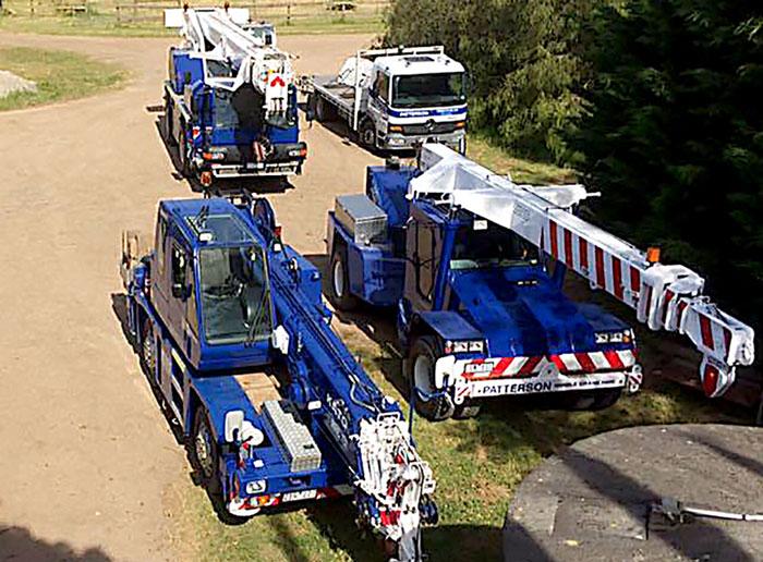 Crane Hire Melbourne 02