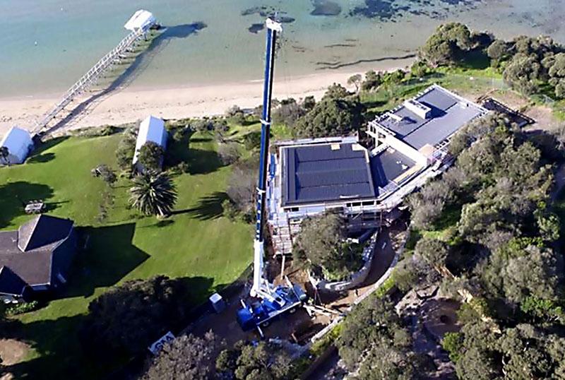 Crane Hire Melbourne 2