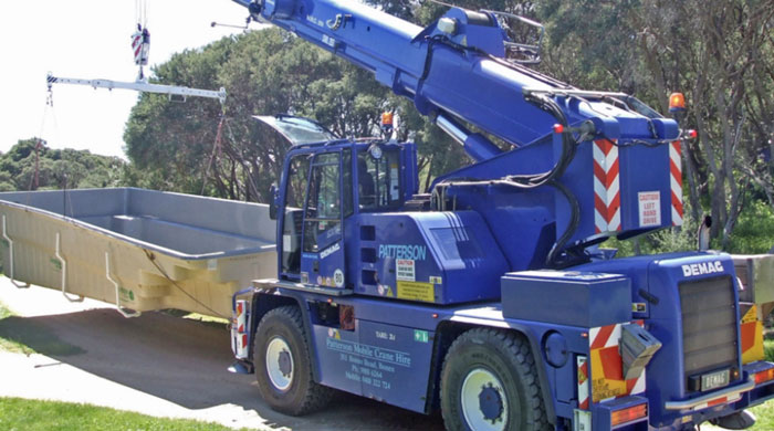 Crane Hire Mornington Peninsula